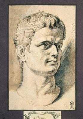 Peter Paul Rubens. The Head Of Brutus