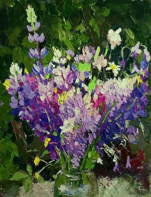Михаил Рудник. Flowers No. 19