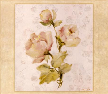 Чери Блюм. Цветы