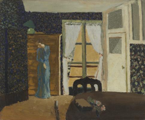 Jean Edouard Vuillard. Plot 1