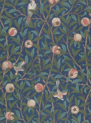 William Morris. Bird and pomegranate
