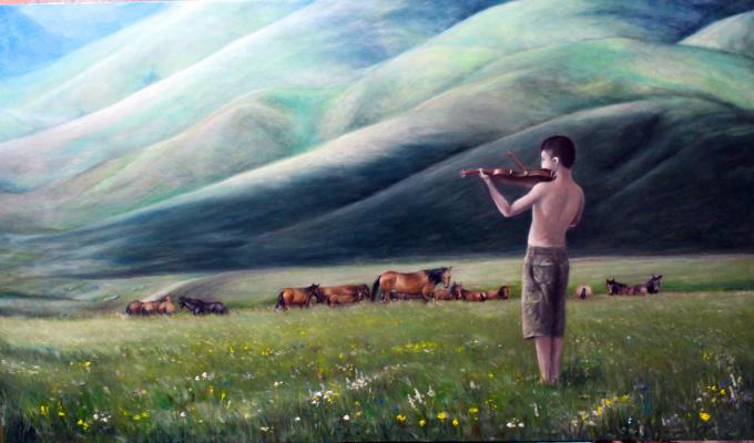 Boris Anatolyevich Merkulov. Harmony