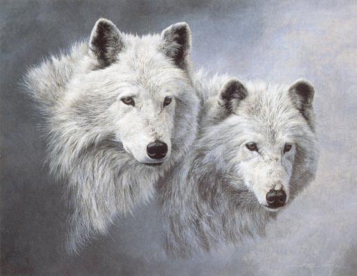 Хорхе Майоль. Снежные духи