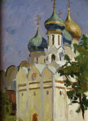 Анатолий Леонидович Наседкин. Собор в Новгороде