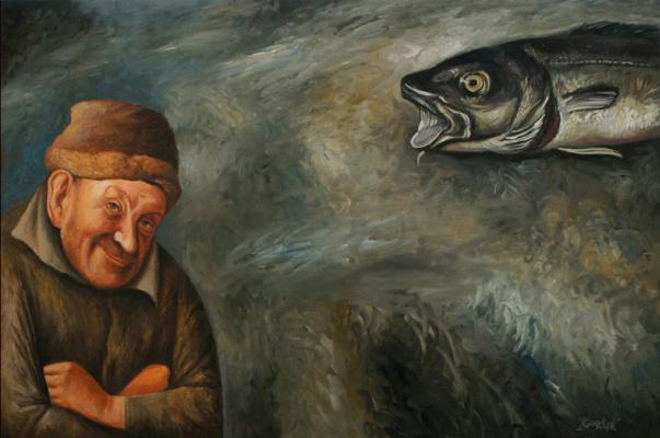 Igor Gorban. Tricks of old Buffoon