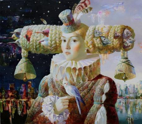 Анна Березовская. Сюжет №45