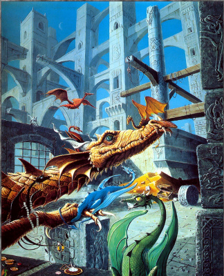 Дэн Фрейзер. Тихий дракон