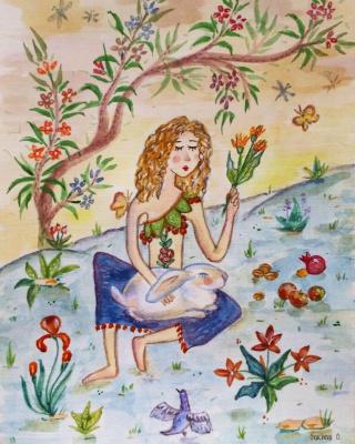 Oksana Gracheva. Peace glade