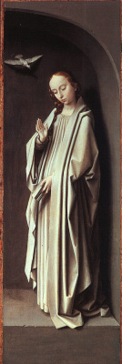 David Gerard. The Annunciation