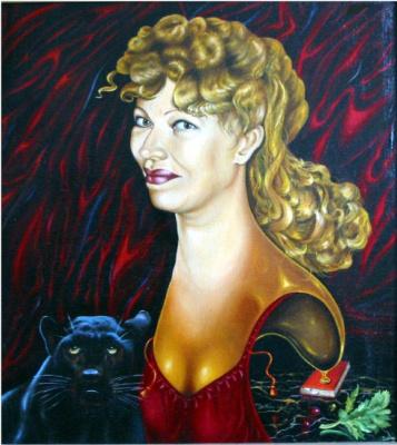 Vladimir Vasilyevich Abaimov. The Golden-haired Woman