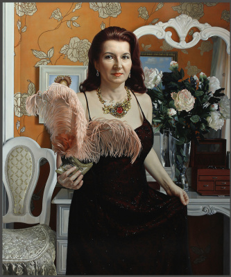 Sushienok64@mail.ru Михайлович Сушенок Игорь. Female portrait