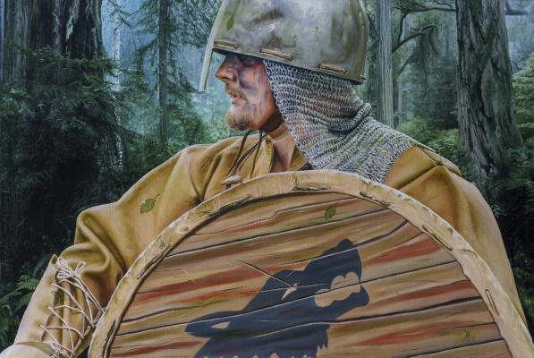 Вячеслав Юрьевич Шайнуров. Warrior