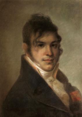 Алексей Гаврилович Венецианов. Портрет А. И. Бибикова