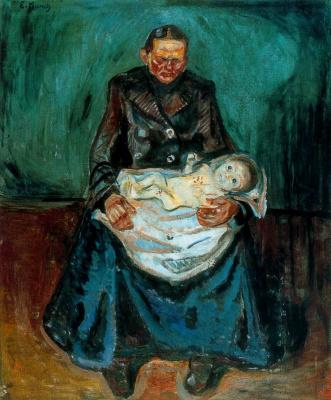 Edvard Munch. Heritage
