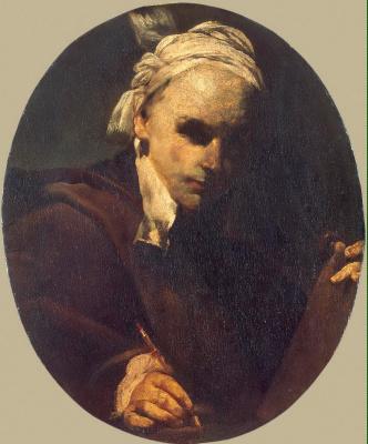 Джузеппе Мариа Креспи. Автопортрет