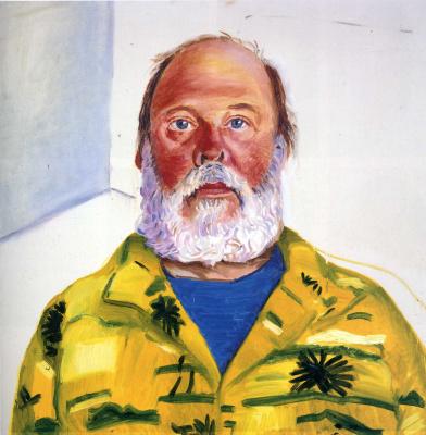 David Hockney. Henry