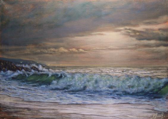 Valery Levchenko. No. 314 Surf