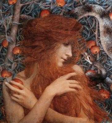 Lucien Levi-Durme. Eve. 1896