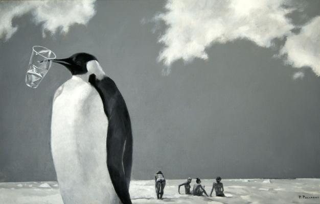 Pavel Polyanskiy. Penguin