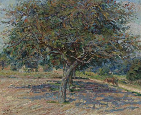 Арман Гийомен. Деревья в Иль-де-Франс