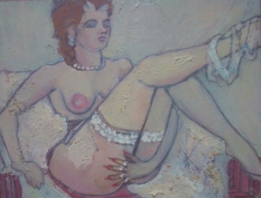 Вячеслав Коренев. Erotic story