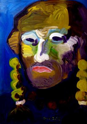 Alexander Ocher Kandinsky-DAE. Voguls yasha