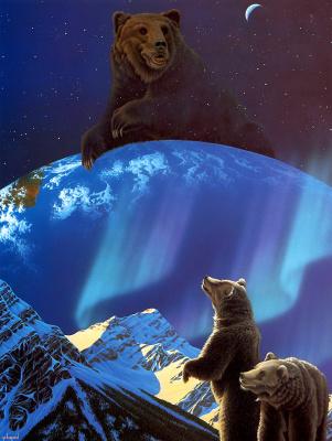 Уильям Шиммель. Медведи
