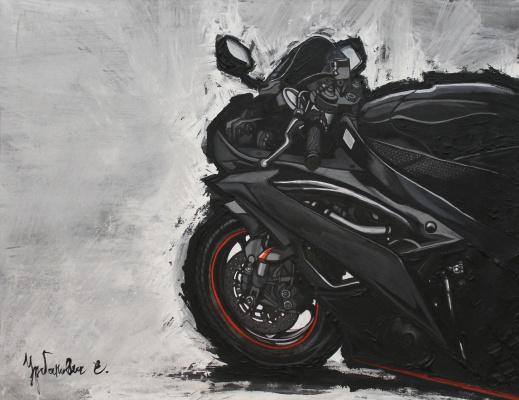 Евгений Урбанович. Yamaha R6