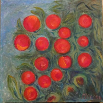 Olga Hermiseeva. Paradise balls