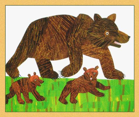 Карл Эрик. Медведи