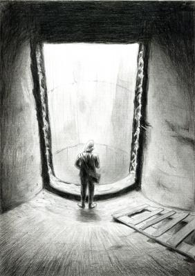Илья Геннадьевич Борисов. Hike. Abandoned mine