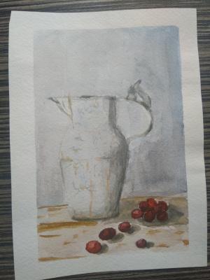 Olga Vladimirovna Dremina. Cranberry