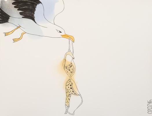 Kinder Album. L'Albatros mon amour 107