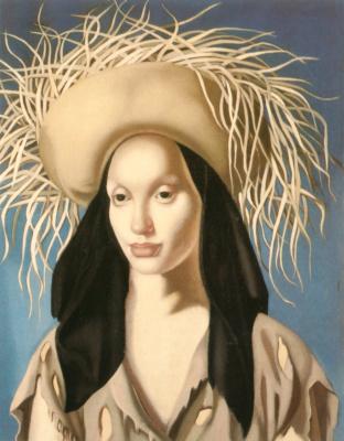 Tamara Lempicka. Mexican