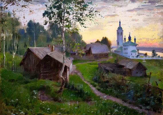 Pavel Petrovich Benkov. Golden reach