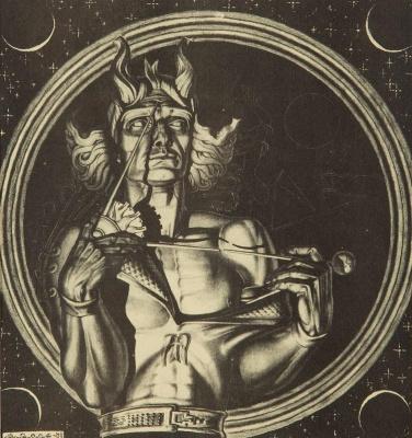 Stanislaw Szukalski. Copernicus