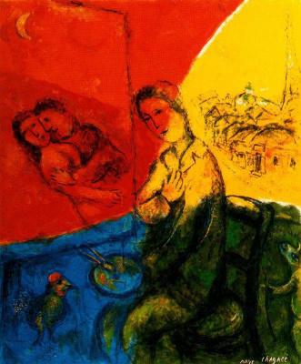 Marc Chagall. Artist