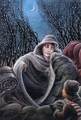 Ричард Хесс. Снежная королева