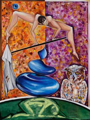 Rafael Haim Derchansky. Balance