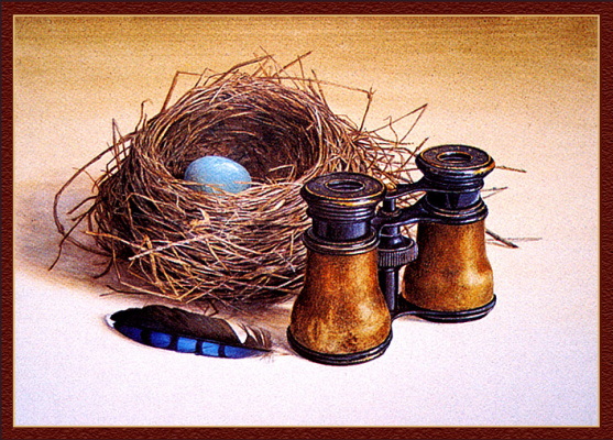 Жанин Шисслер. Гнездо