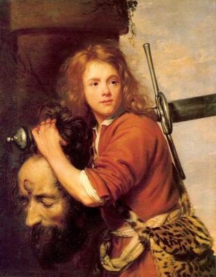 Якоб ван Ост Старший. Смелость