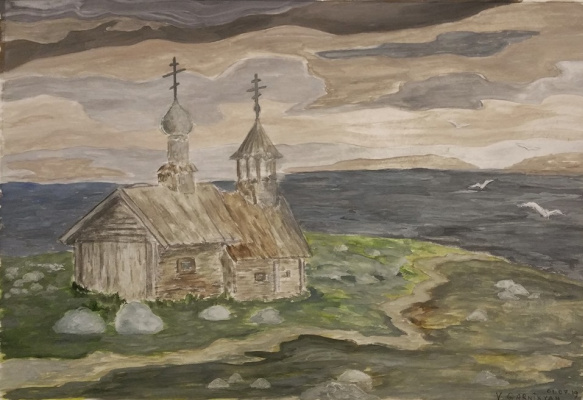 Владимир Гарникян. Onega
