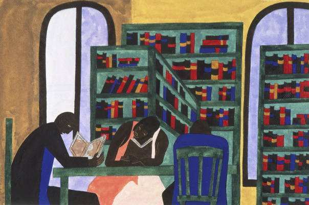 Библиотеки ценятся