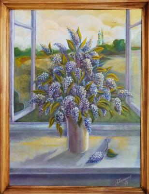 Alik Khazgaleev. Lilac