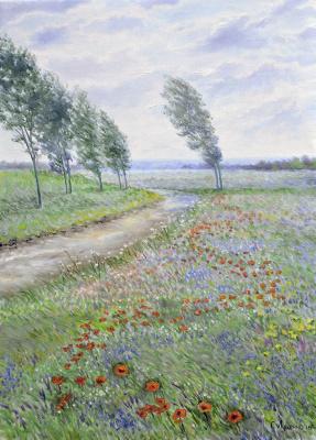 Sergey Lutsenko. May the wind