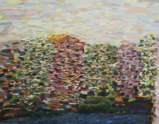 Gertjan Buijs. Composition VI