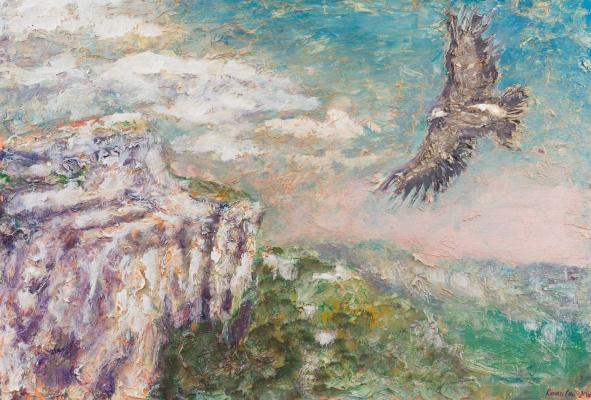 Roman Rakhmatulin. Flight