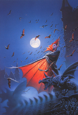 Денис Бове. Злой дракон