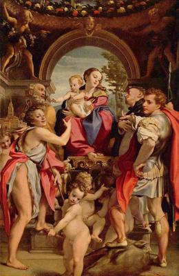 Madonna of St. George