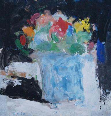 Dmitry Gennadyevich Popov. Bouquet